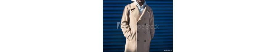 Manteaux hommes pas cher - vente en ligne