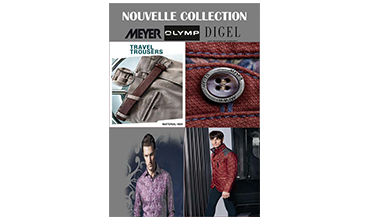 Collection hiver Homme Meyer Digel Bugatti Cardin